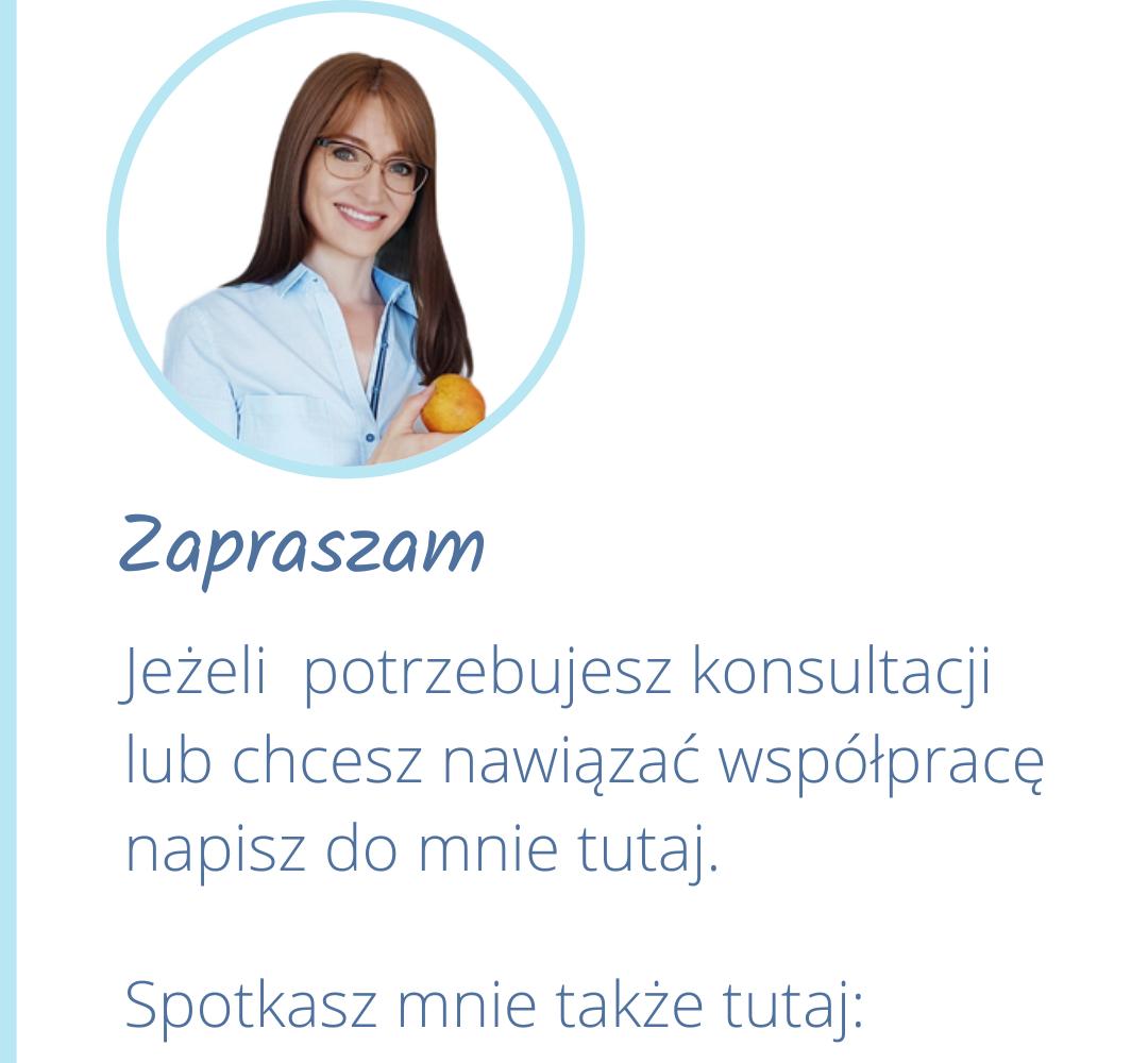 Napisz do mnie jeżeli potrzebujesz konsultacji Agnieszka Kobus-Bogucka LabPower